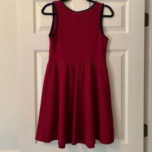 Lush Dresses - Lush Maroon Dress
